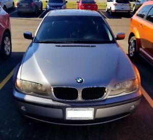 2004 BMW 3-Series 320i Sedan *** Saftied and E-Tested ***