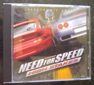 Mint Condition - NEED FOR SPEED HIGH STAKES! (PC)