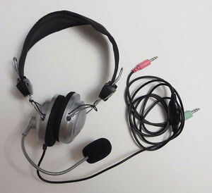 LG Headset and Microphone