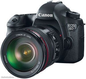 Wanted to buy a Canon 6d