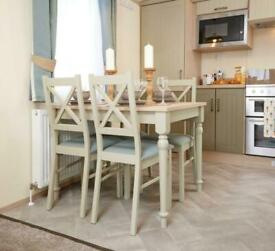 Brand new Atlas Debonaire Static Caravan Holiday Home For Sale in County Durham.