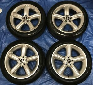 """2012 Ford Mustang 19"""" GT Wheels & Tires & TPMS"""