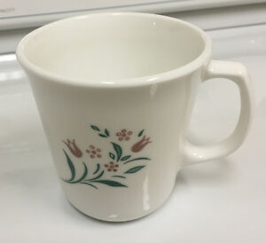 Coffee Mugs  Corning Ware  Four
