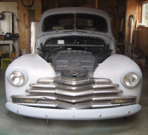 1947 / 1948 Chevrolet  Coupe ,  Fleetmaster  , Stylemaster Chevy
