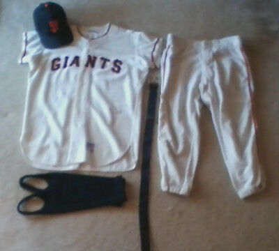 San Francisco Giants 1971 Authentic Baseball Uniform # - San Francisco Giants Uniformen