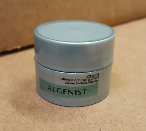 ALGENIST Genius Ultimate Anti Aging Face Cream  0.23 oz/7ml