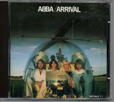 "ABBA - ""ARRIVAL"" (RARE POLYDOR WEST GERMAN PRESSING) SWEDEN POP FRIDA ,  AGNETHA"