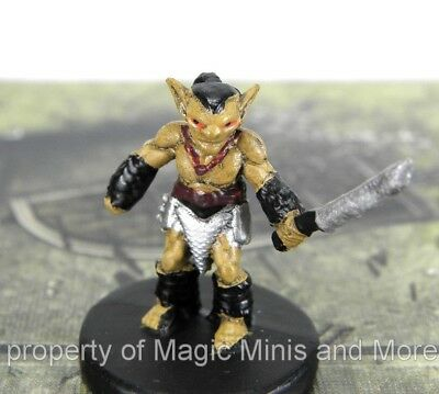 Tyranny of Dragons ~ GOBLIN FIGHTER #6 Icons of the Realms D&D