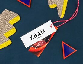 KBAM LONDON // PAID FASHION INTERN WANTED