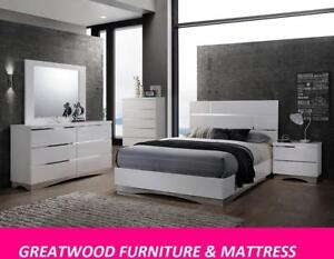 MODERN STYLE 6 PIECE BEDROOM SET FOR $1499 ONLY