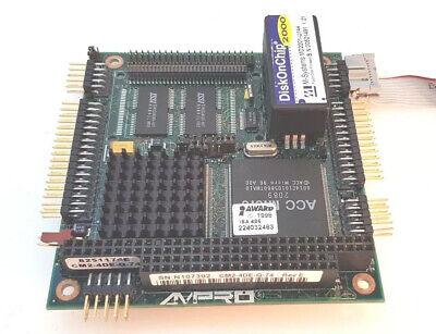 Ampro Cm2 4de Q 74 Pc 104 Rev E Single Board Computer