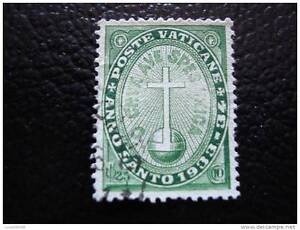 VATICAN-timbre-yvert-et-tellier-n-40-obl-stamp-vatican