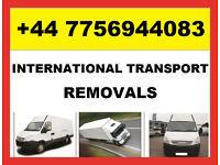 International transport / Removals