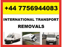 International transport / Removals / Man and Van