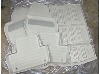 Genuine Volvo Load Compartment Mat Molded Plastic 31408509