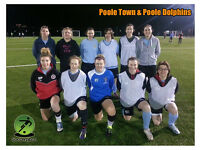 Ladies Football 5 a side - starting soon - Monday Nights - Blandford