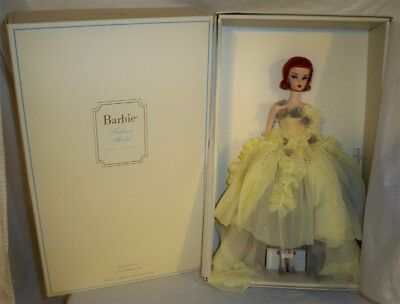 NRFB Silkstone Gala Gown Barbie By Robert Best Gold Label Doll Fashion Models