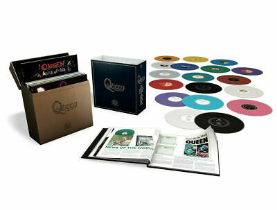 QUEEN Studio Collection - 18LP / Vinyl - Box Set (Queen Vinyl-box-set)