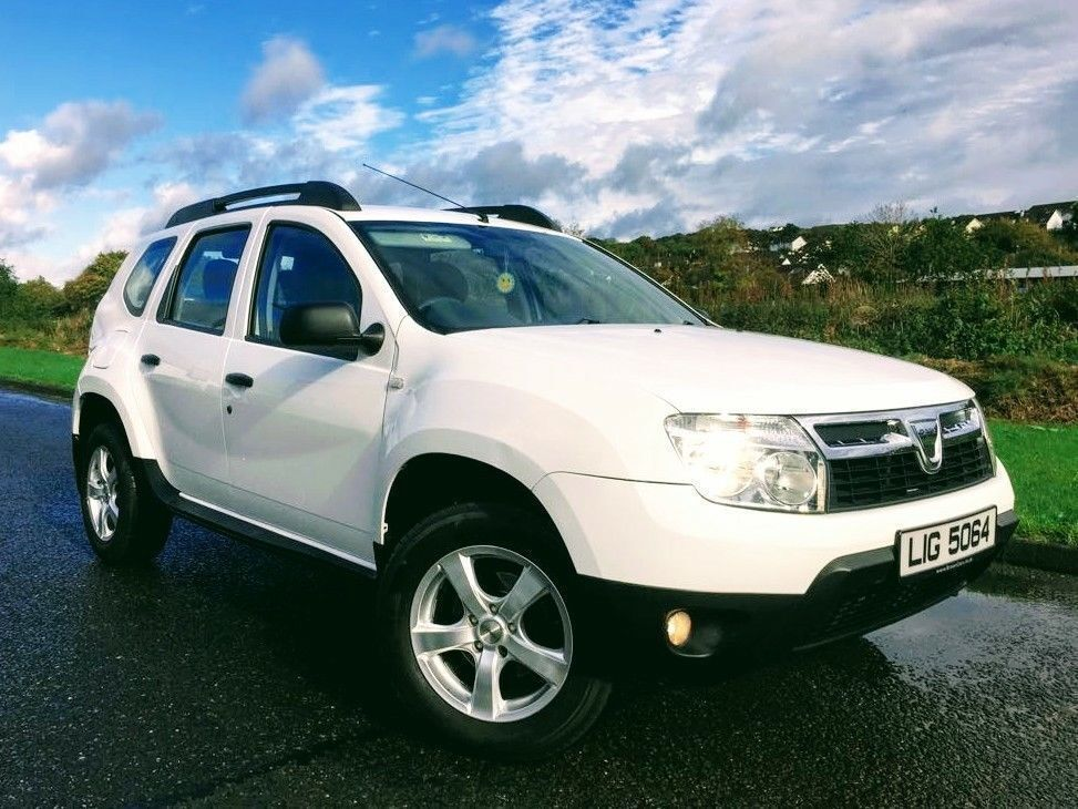2013 DACIA DUSTER 1.5DCI AMBIANCE 4X2 ****OWN THIS CAR FROM £33 PER WEEK***