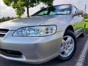 1999 Honda Accord * 1 year Rego* RWC* Low Km* New tyres* Mill Park Whittlesea Area Preview
