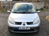 2005 Renault Grand Scenic 1.6 VVT Dynamique 5dr (Euro 4) Manual @07445775115