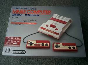 Nintendo Classic Mini FC (Famicom/Family Computer/NES) *AS NEW* South Melbourne Port Phillip Preview