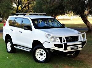 2011 Toyota LandCruiser GX 4X4 KDJ150R MAN Welshpool Canning Area Preview