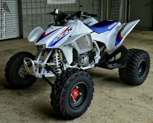 Wanted sport quad chassis