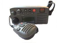 As new Ray55E (Raymarine) VHF radio fully working.