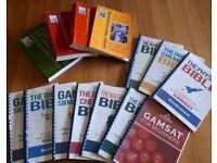 GAMSAT Full Set: Des O'Neil,Acer booklets,AceGamsat, Ozimed, books 'for dummies', PassGamsat