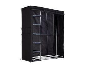 Wardrobe Black in good condition