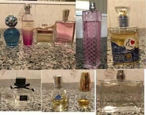 BrandNew or Used Designer Brands Perfumes $8 - $250