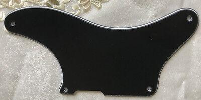 Pick Tele La Cabronita Mexican Style Guitar Pickguard,3 Ply Black for sale  Shipping to Canada