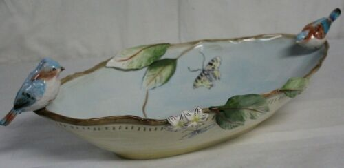 *NEW* Fitz and Floyd Toulouse Centerpiece Serving Bowl