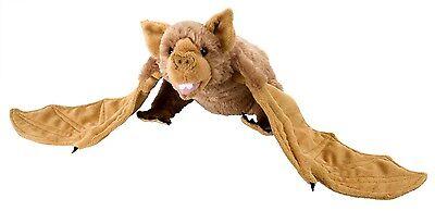 Wild Republic Plüschtier Stofftier Fledermaus Draculinchen 30 cm