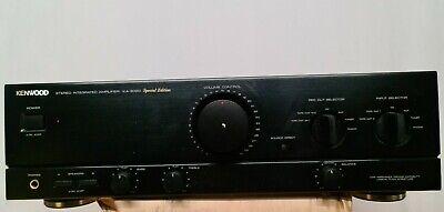 Kenwood KA-3020SE Stereo Amplifier - Vintage Special Edition Hi Fi Seperate