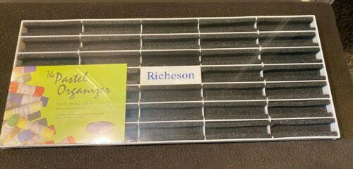 Jack Richeson & Company 34 Slot Plastic Pastel Tray- The Pastel Organizer Tray