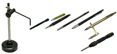 Rdgtools Centre Punches Scribers Automatic Centre Punch Scribing Blocks