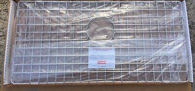 Franke Bottom Grid Sink Rack Stainless Steel for Farmhouse Sink Part # FH33-36S Franke Sink Rack