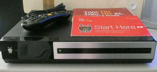 TiVo Series 3 TCD65160 HD DVR WITH LIFETIME SUBSCRIPTION AND REMOTE