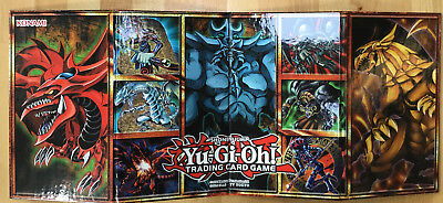 Spielbrett Board Yu-Gi-Oh! LC01 Legendary Collection Obelisk Slifer Ra Götter NM gebraucht kaufen  Duisburg