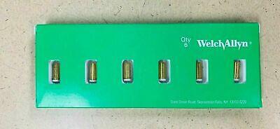 Welch-allyn-04900-u6 3-5v-halogen-hpx-lamp-6-pack-