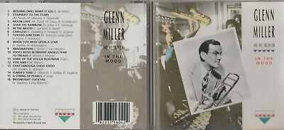 CD GLENN MILLER AND HIS ORCHESTRA IN THE MOOD - A STRING OF PEARLS - YOU & I