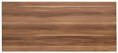 Schreibtischplatte Tischplatte 180 x 80 cm in Zwetschge Holz-Optik NEU + OVP