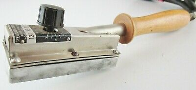 Great Lakes Corp. Hs-5 Electric Heat Sealing Seam Iron Tool For Model Airplane
