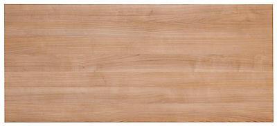 Tischplatte Schreibtischplatte Holz 180 cm x 80 cm Dekor Nussbaum NEU + OVP