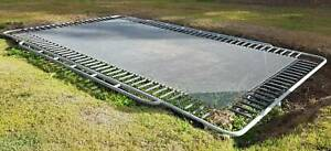 Over sized Trampoline