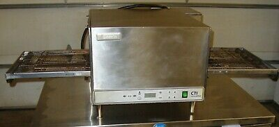 Lincoln Impinger 2501 Electric Pizza Conveyor Oven With 50 Belt