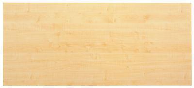 Schreibtischplatte Tischplatte Holz 180 cm x 80 cm Ahorn NEU + OVP