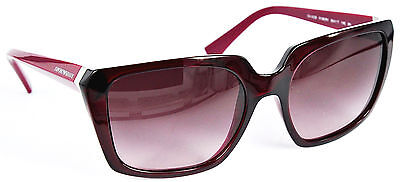 Emporio Armani Damen Sonnenbrille EA4026 5199/8H 56mm.pink transparent /196(17)